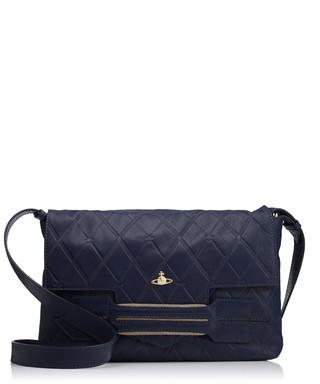 5653395e49c6 Borsa blue leather argyle cross body Sale - Vivienne Westwood Sale