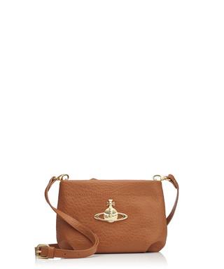 ac44ca8b5787 Serena tan textured cross body bag Sale - Vivienne Westwood Sale