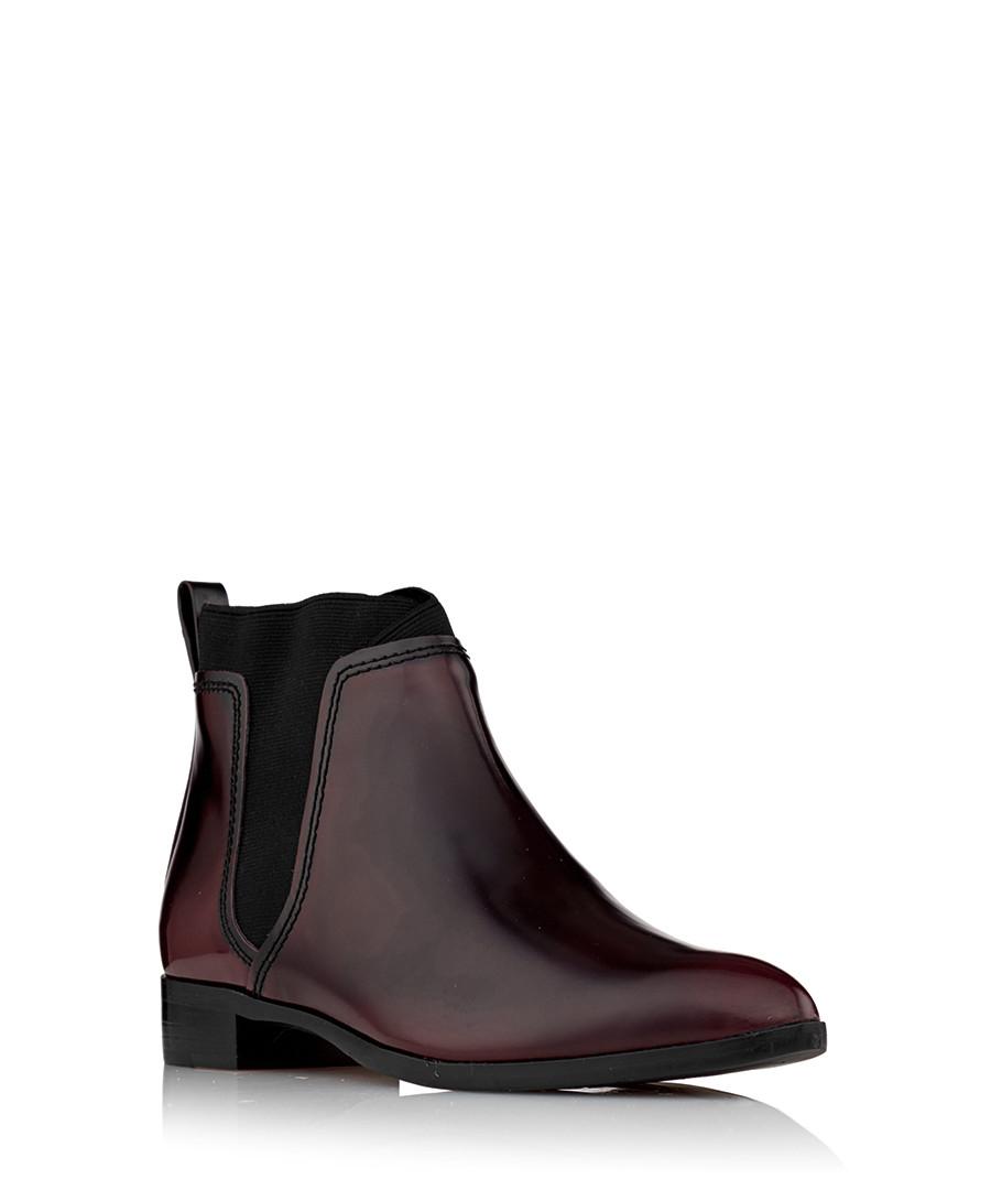 Discount Women S Maki Oxblood Leather Boots Secretsales