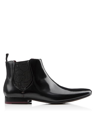 cb0b17010b8 Lorrde black leather ankle boots Sale - TED BAKER Sale