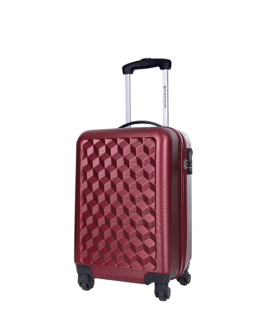 Campden Bordeaux spinner case 46cm Sale - platinium