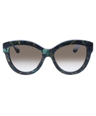 c3047b3655154 Black   green cats eye sunglasses Sale - Valentino Sale