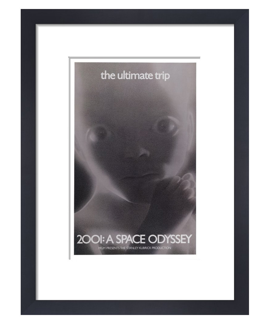 2001: A Space Odyssey framed print 36cm Sale - film classics