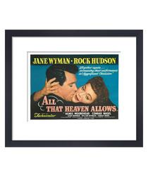 All That Heaven Allows framed print 36cm