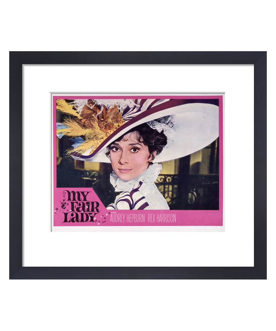 My Fair Lady framed print 36cm Sale - film classics