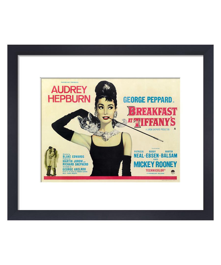 Breakfast At Tiffany's framed print 36cm Sale - film classics