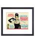 Breakfast At Tiffany's framed print 36cm Sale - film classics Sale