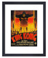 King Kong framed print 36cm Sale - film classics Sale