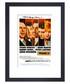 Oceans Eleven framed print 36cm Sale - film classics Sale