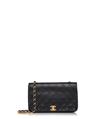 2ff721ba84b5 Quilted Lambskin Chain Flap Bag Sale - Vintage Chanel Sale