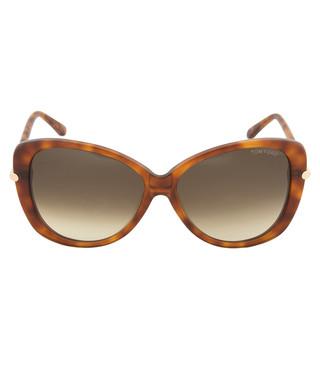 5ab37ae174 Linda Havana   brown sunglasses Sale - Tom Ford Sale
