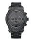 Lynx black steel & diamond watch Sale - jbw Sale
