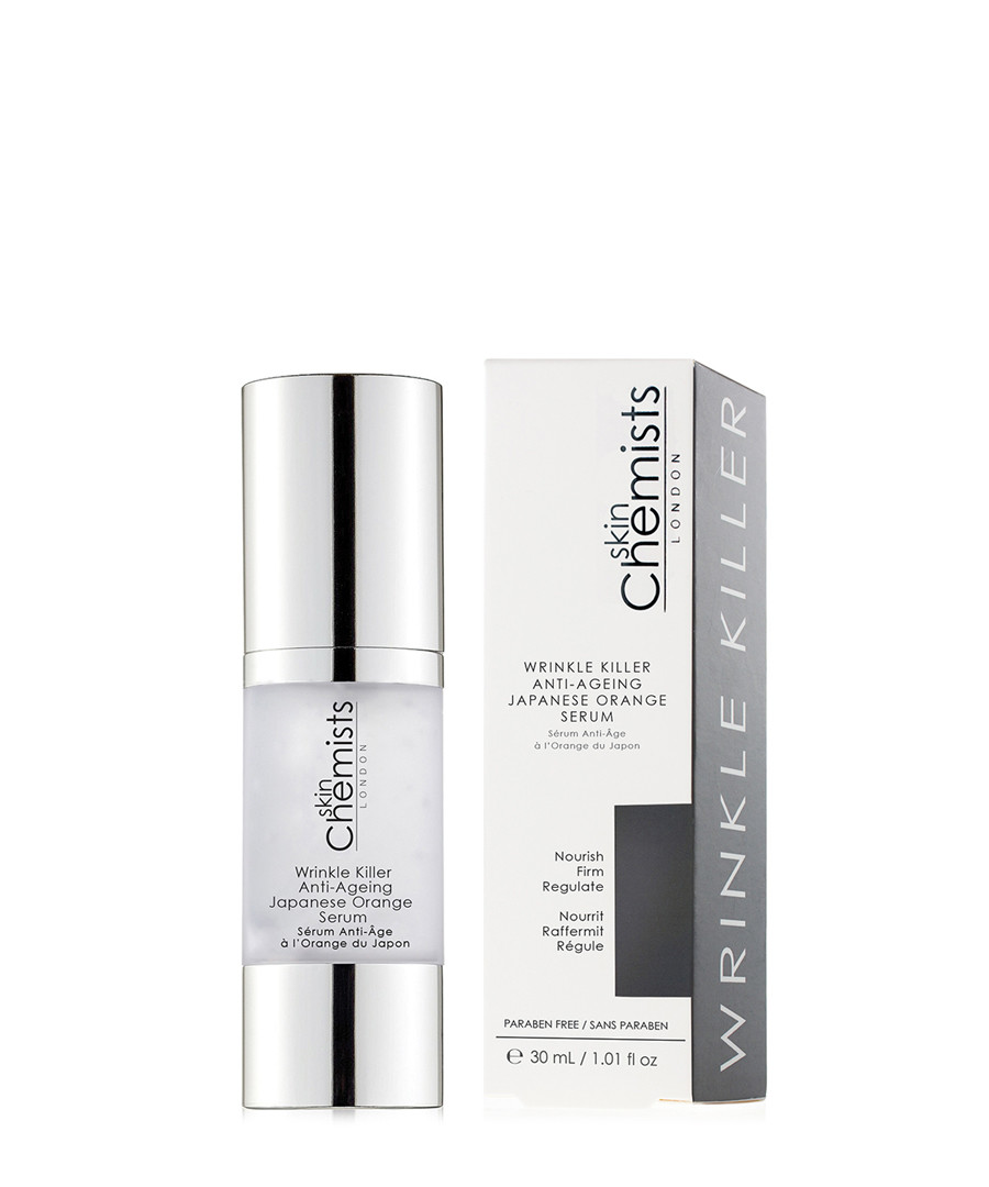 Wrinkle Killer anti-ageing serum 30ml Sale - skinchemist