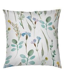 Peridot green cotton pillowcase 65cm