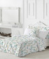 Peridot green cotton king duvet set Sale - pure elegance Sale