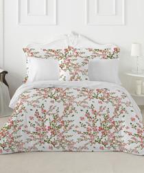 Brenda Rose cotton king duvet set