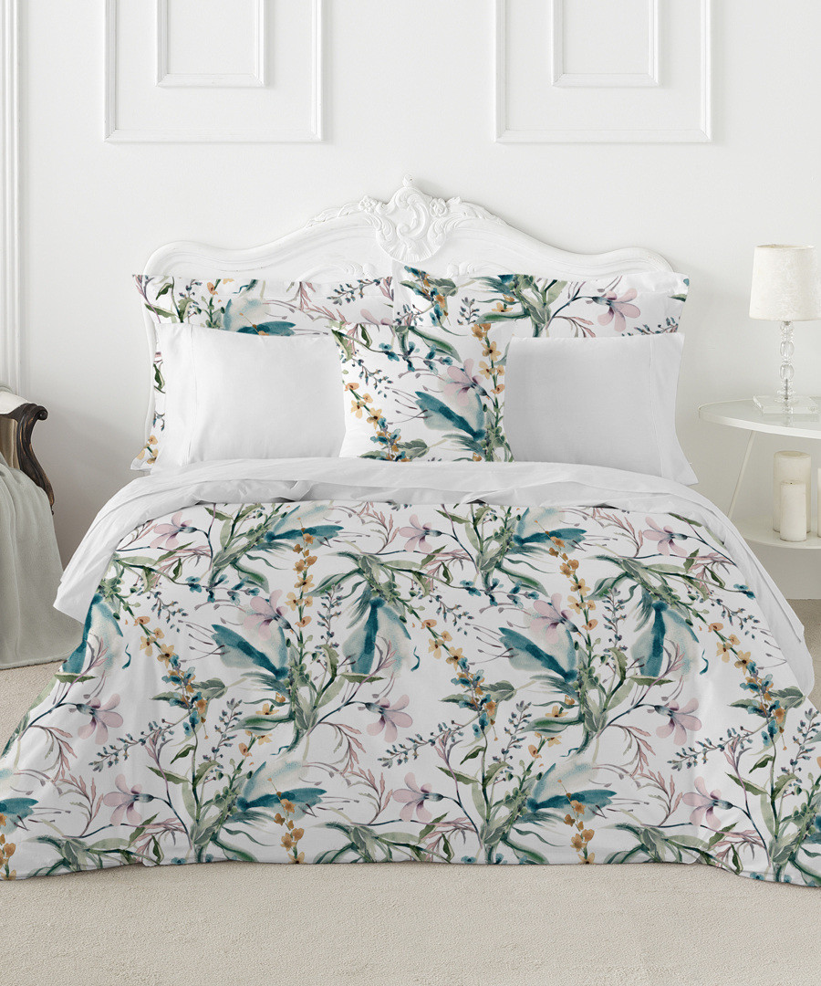 Casandra king cotton duvet set Sale - pure elegance