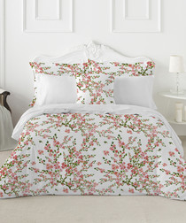 Brenda Rose cotton double duvet set