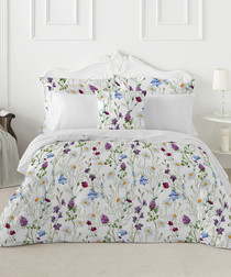 Zoraida double cotton duvet set