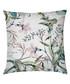 Casandra green cotton pillowcase 50cm Sale - pure elegance Sale