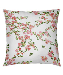 Brenda pink cotton pillowcase 65cm