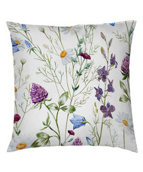 Zoraida cotton square pillowcase 65cm