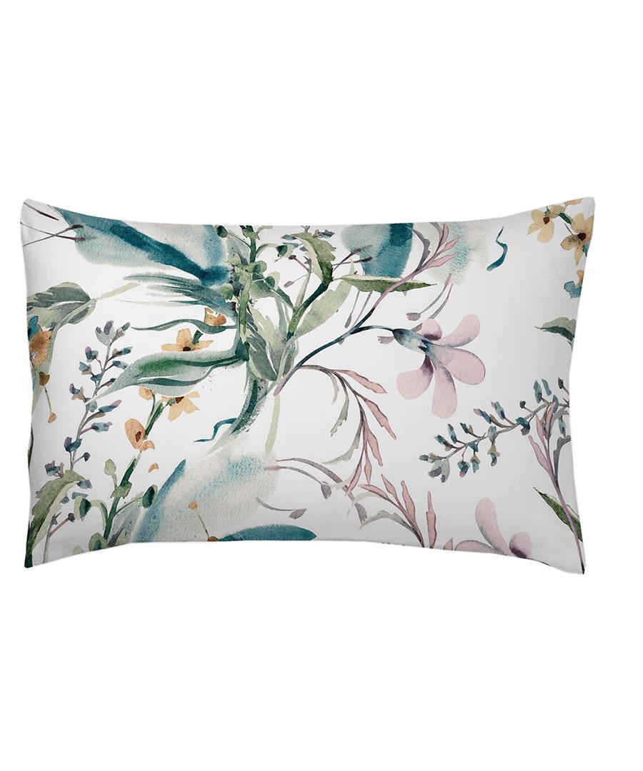 Casandra cotton rectangular pillowcase Sale - pure elegance