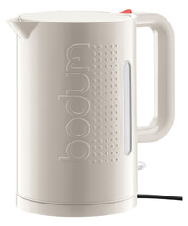 Bistro white electric kettle 1.5L