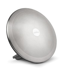 M8 silver-tone wireless portable speaker