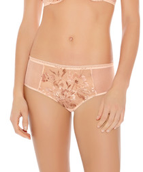 Serenity blush floral full briefs