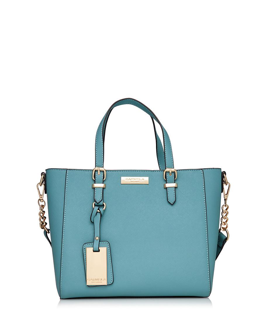 Danna Mini blue chain grab bag Sale - Carvela Kurt Geiger