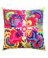 Oaxaca multi-colour cotton print cushion Sale - bombay duck Sale