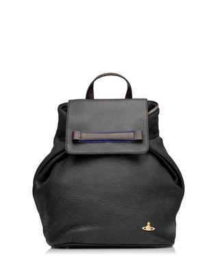 afea61658b4 Horse Brass black leather backpack Sale - Vivienne Westwood Sale