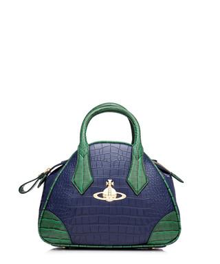 87c3ba9e90 Jungle navy & green grab bag Sale - Vivienne Westwood Sale