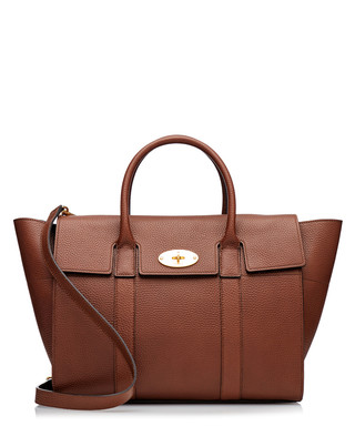 8f46a553d5b3 Bayswater oak leather strap grab bag Sale - Mulberry Sale