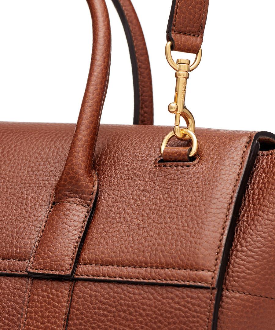 ec730207c5b8 ... Bayswater oak leather shoulder bag Sale - mulberry ...