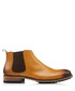 David camel leather Chelsea boots Sale - JUSTIN REECE Sale