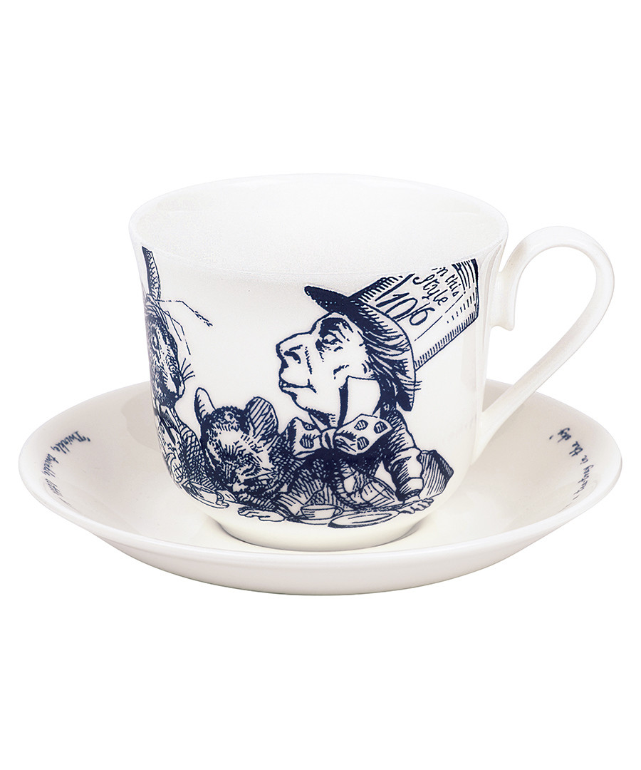 2pc Tea Party bone china cup & saucer Sale - Whittard