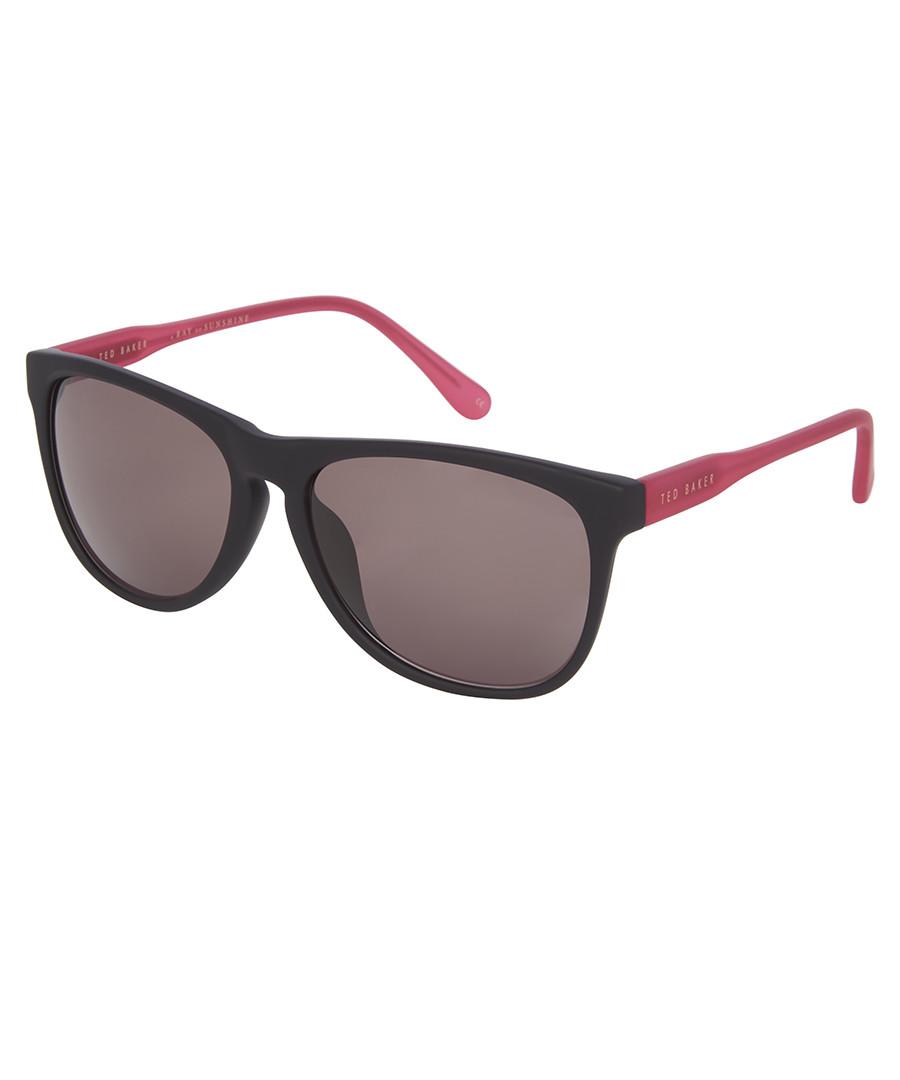 36ae069c8e15 Marin black   pink sunglasses Sale - Ted Baker