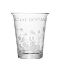 Kew glass wild strawberry vase 20cm