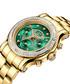 Laurel 18ct gold-plated & diamond watch Sale - jbw Sale