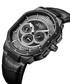 Orion black steel |& diamond watch Sale - jbw Sale
