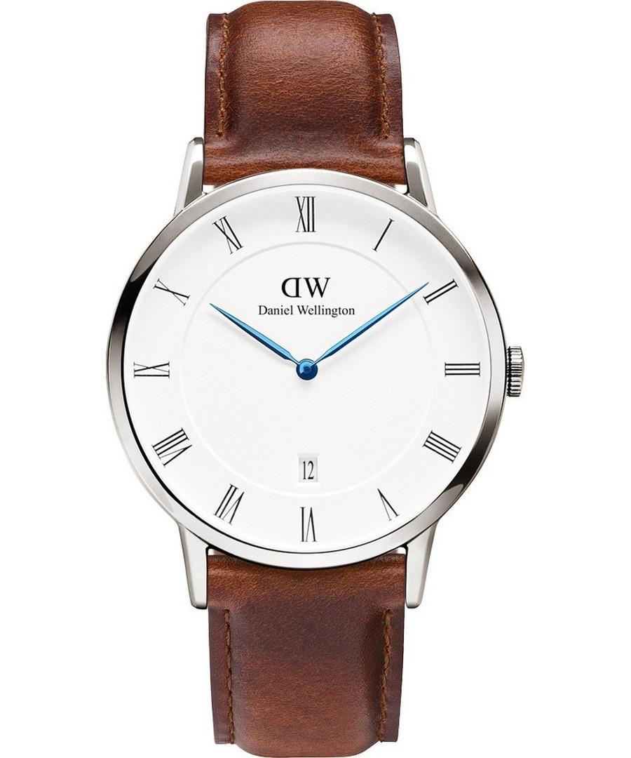 Daniel Wellington Dapper St Mawes 1120DW Men's Watch Brown Sale - daniel wellington