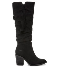 Day Coast black kneehigh boots