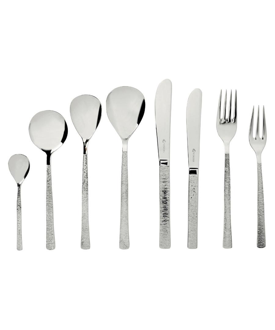 44pc Studio silver-tone steel set Sale - Viners