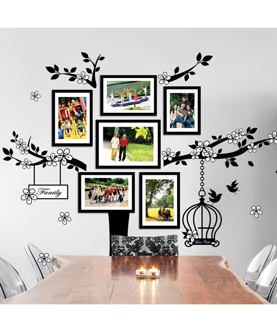 Multi-colour photo frame wall stickers  Sale - Walplus