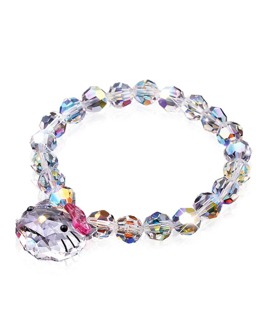 d7bfd5c7d Hello Kitty Austrian crystal bracelet Sale - Caromay Jewellery
