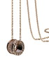 Forever 18ct gold-plated necklace Sale - caromay Sale