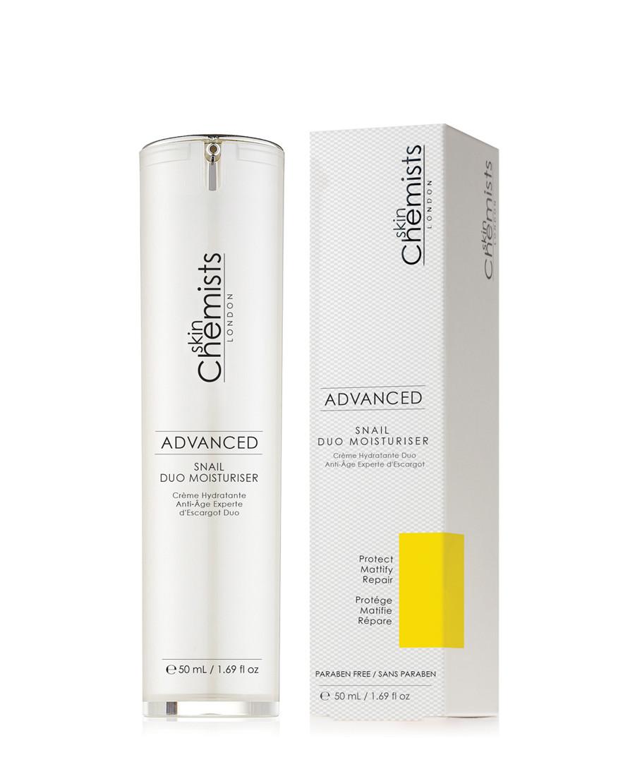 Advanced snail duo moisturiser 50ml Sale - skinchemist