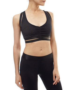 bbafdffa0e Black ballet sports bra Sale - Monreal London Sale